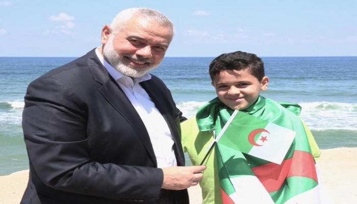 حركة المقاومة الفلسطينية تشكر الجزائر