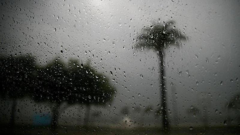 أمطار رعدية غزيرة في 3 ولايات