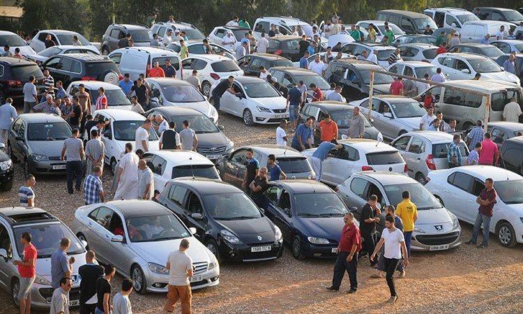 تحديد موعد إعادة فتح سوق تيجلابين للسيارات المستعملة