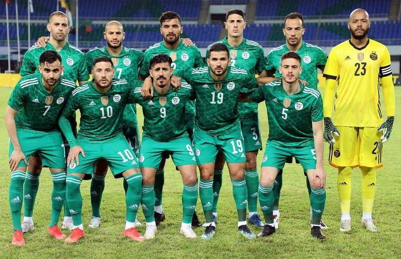 القنوات الناقلة لمباراة الجزائر وبوتسوانا