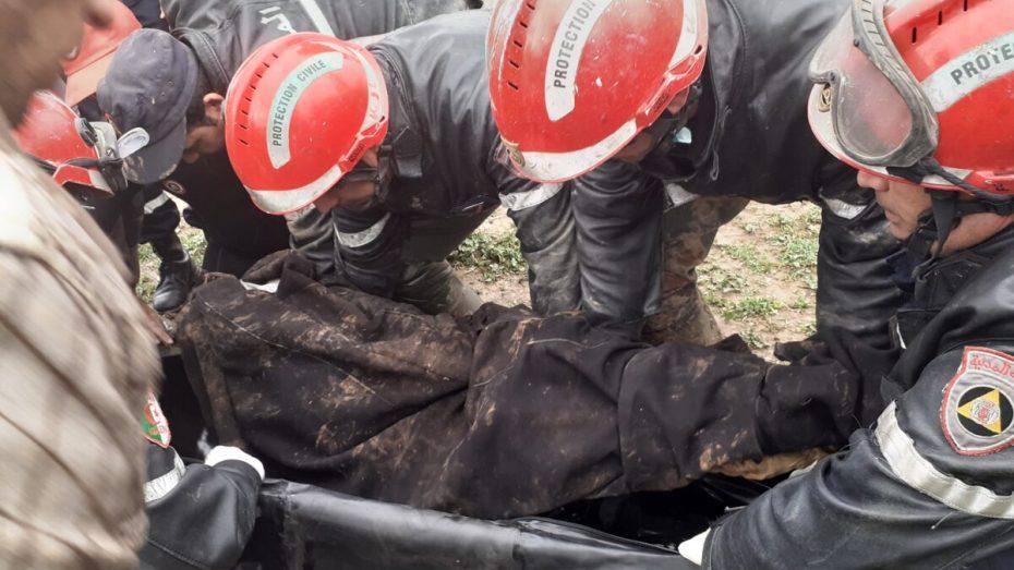 العثور على جثة الضحية الثامنة لفيضانات الشلف
