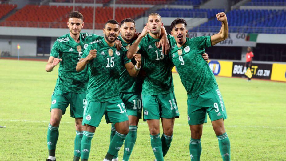 """المنتخب الجزائري يقهر كبار إفريقيا وينفرد برقم مميز في تصفيات الـ""""كان"""""""