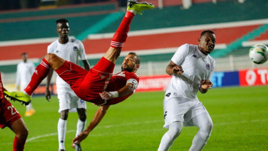 شباب بلوزداد يواصل التعثّر في منافسة دوري أبطال إفريقيا