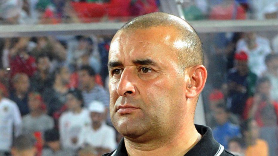 بن شيخة يكشف ما دار بينه وبين مدرب المنتخب الوطني الجزائري جمال بلماضي