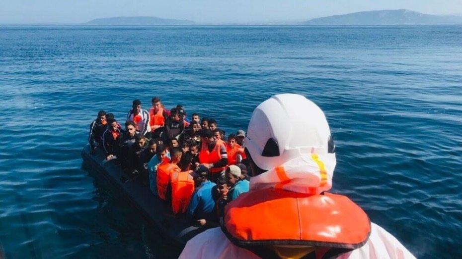 حصيلة المهاجرين السريين خلال أسبوع واحد