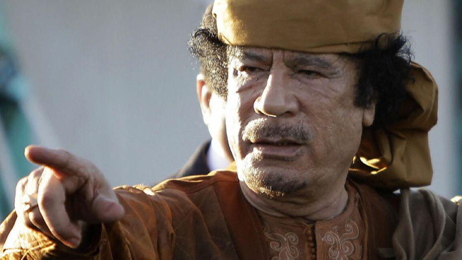 محادثات سرية تكشف: القذافي كان ينوي التنحي عن السلطة