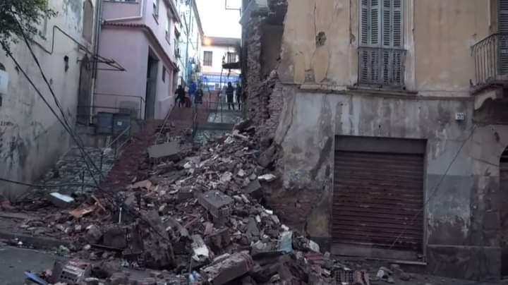 الشروع في ترميم البنايات والزلازل المتضرّرة من زلزال بجاية