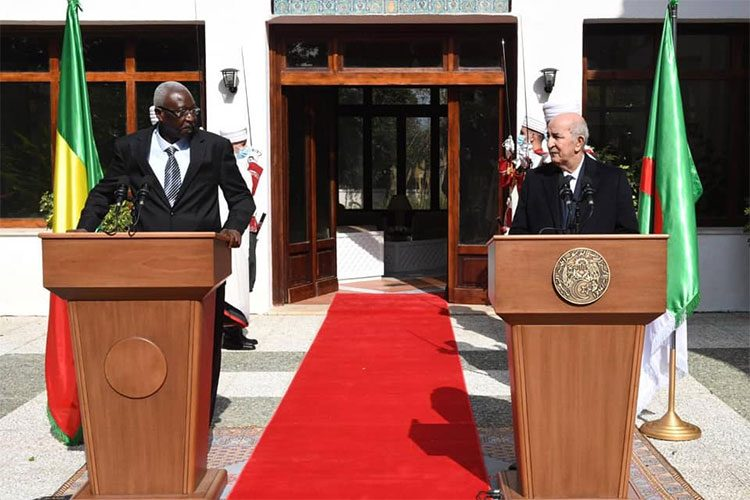 ارتياح جزائري مالي للتقدم في مسار السلم والمصالحة بباماكو