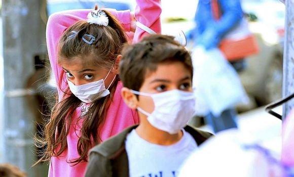 تسجيل حالات إصابة بفيروس كورونا بين الأطفال بسطيف