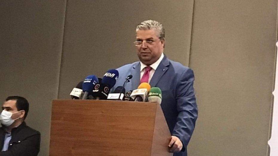 شرف الدين عمارة رئيسا جديدا للاتحاد الجزائري لكرة القدم