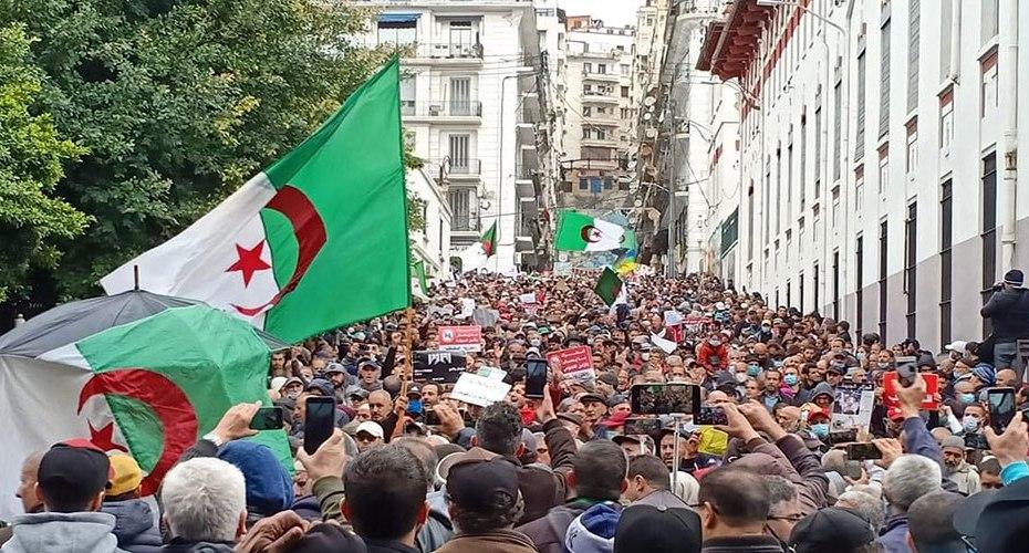 الجمعة 114 من مسيرات الحراك الشعبي