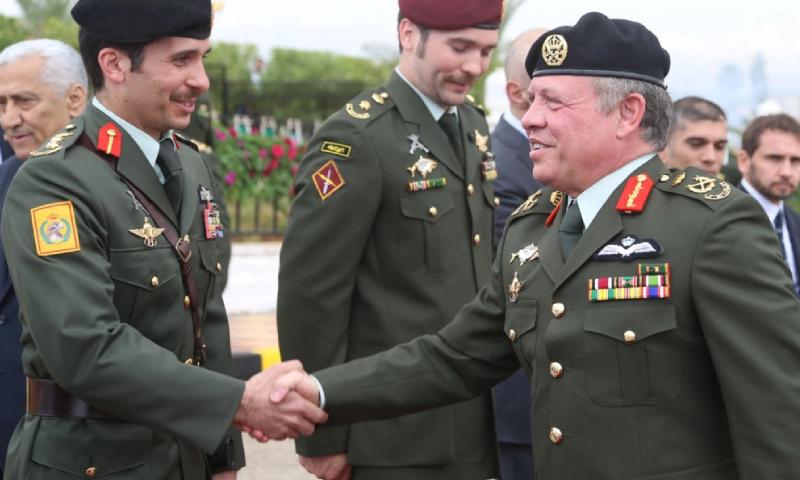 مدبر الانقلاب في الأردن يرفض الالتزام بأوامر الجيش