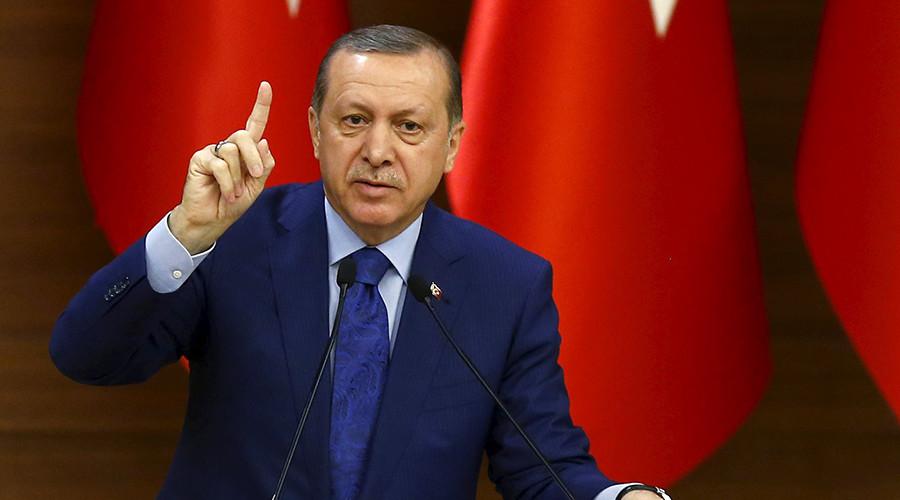 أردوغان يؤكد للرئيس التونسي أهمية استمرار عمل البرلمان