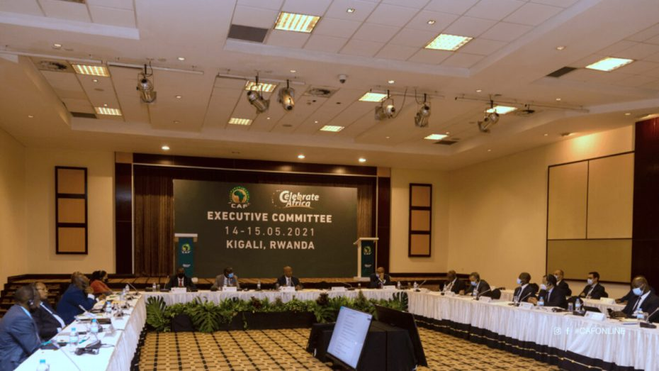 الجزائر تغيب عن اللجان الدائمة في الاتحاد الإفريقي لكرة القدم