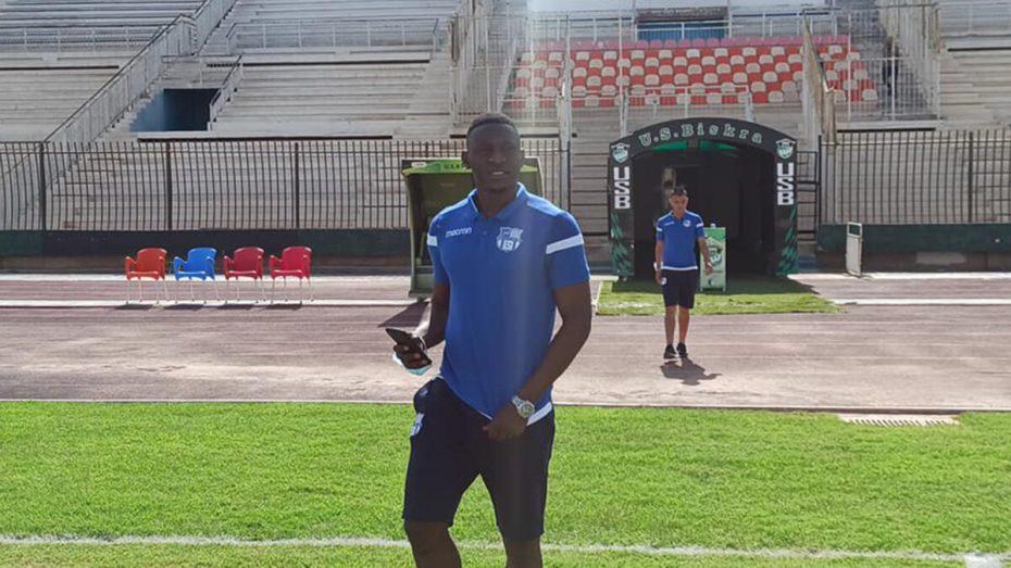 العنصرية في الملاعب الجزائرية؟.. اللاعب النيجيري بوبكر سومانا يكشف المستور