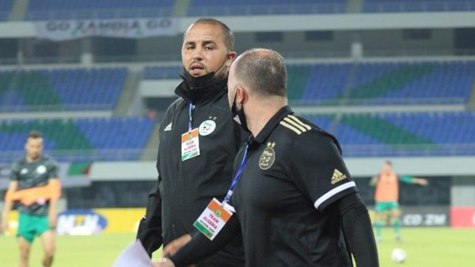 """بوقرة يضبط إحداثيات تصريحاته على واقع منافسة كأس العرب """"فيفا"""" قطر 2022"""