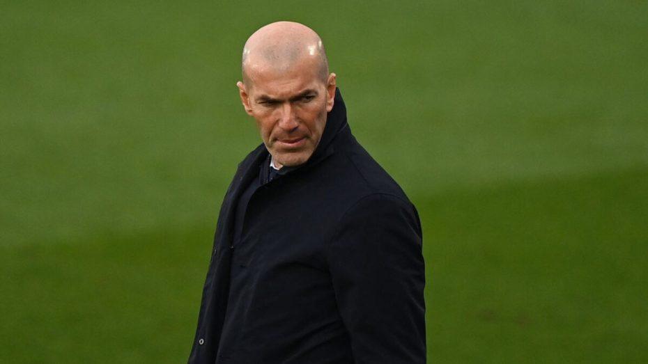 ريال مدريد يستقر على خليفة زين الدين زيدان