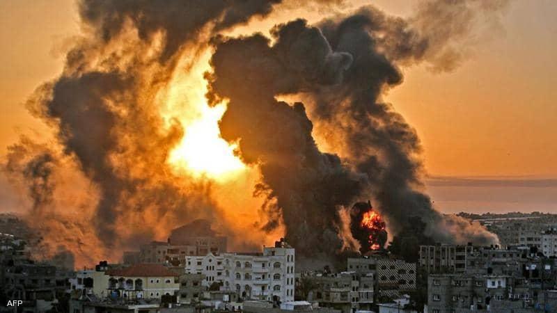 حكومة الاحتلال الإسرائيلي تعلن قبول وقف إطلاق النار