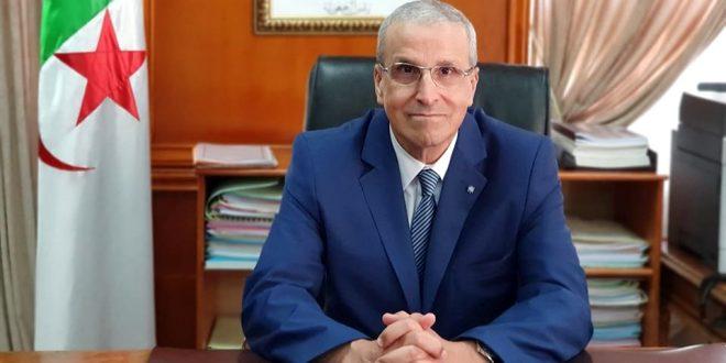 بن زيان يدعو الكفاءات الوطنية بالمهجر إلى تنفيذ مشاريع البحث في الجزائر