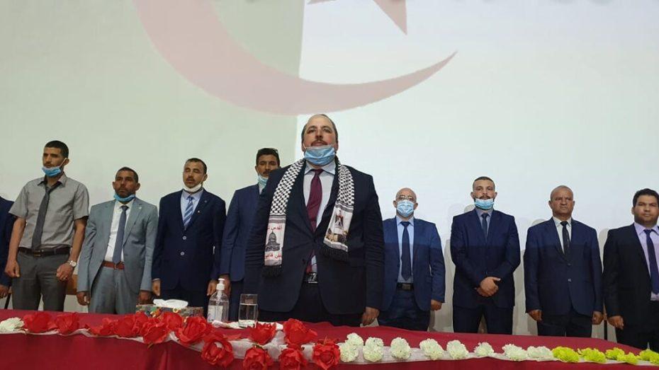 بعجي: راية الأفلان ستبقى خفاقة في سماء الجزائر