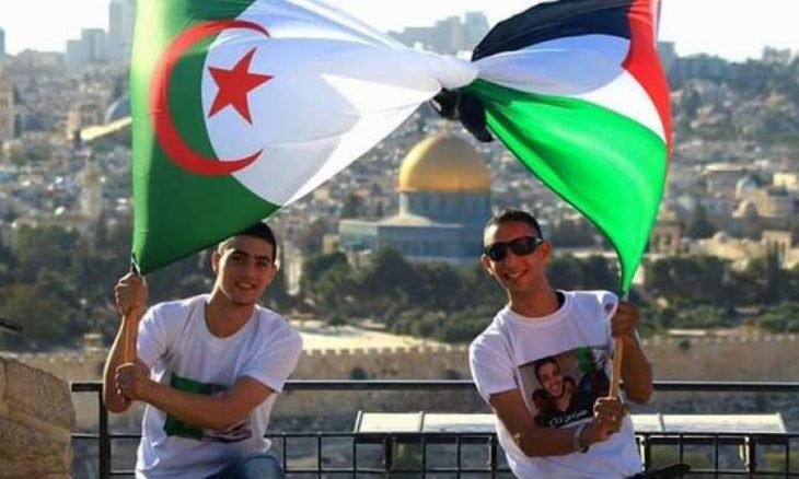 إطلاق موقع تواصل اجتماعي جزائري-فلسطيني