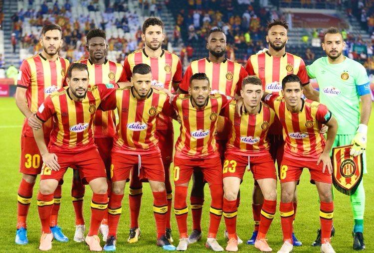 خماسي جزائري يظفر بلقب الدوري التونسي