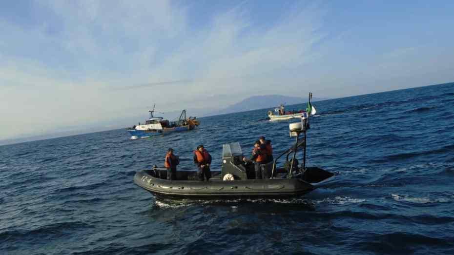 فقدان الاتصال بسفينة صيد على متنها 3 أشخاص بتيبازة