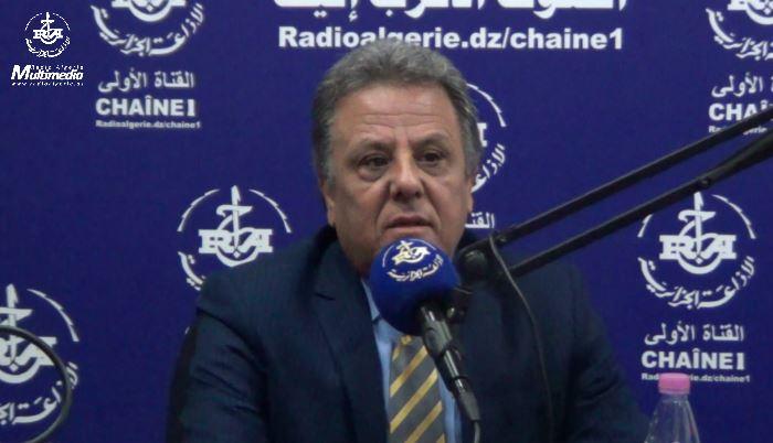 مهياوي يُطمئن حول الوضعية الوبائية في الجزائر