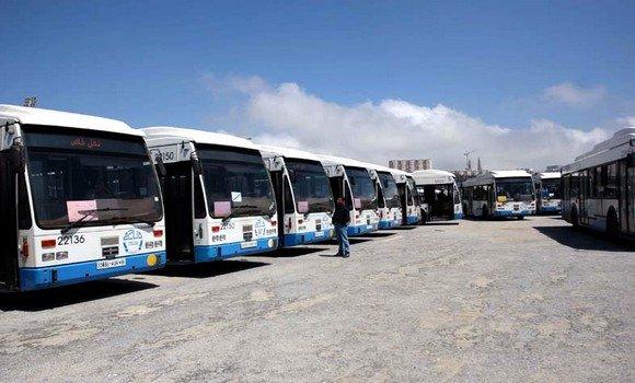 """""""إيتوزا"""" تسطر برنامجا خاصا لنقل المواطنين يومي العيد"""