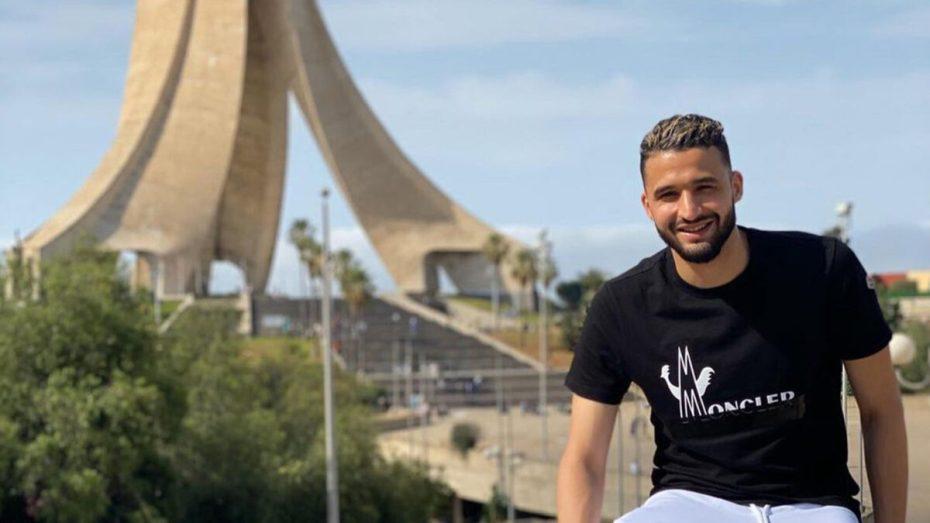 توبة يصنع الحدث بمسقط رأس والده في بلده الجزائر