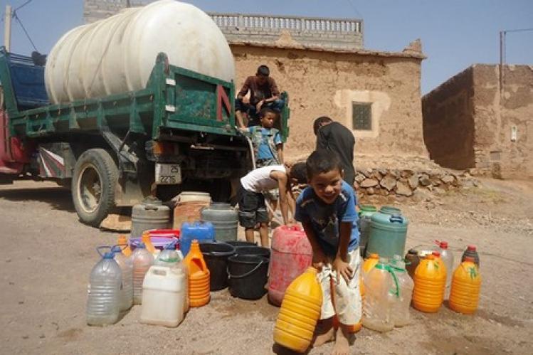 الحكومة تكشف عن مخطط جديد لحل أزمة المياه
