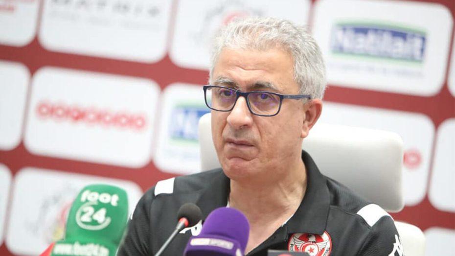"""مدرب المنتخب التونسي يعترف بقوة ضيفه منتخب """"محاربي الصحراء"""""""