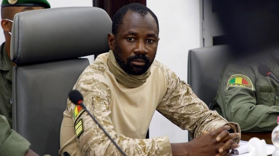 تنصيب الكولونيل عاصمي غويتا رسميا رئيسا انتقاليا في مالي