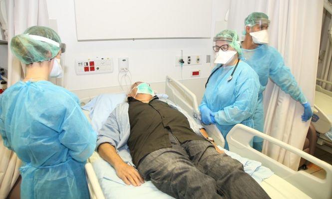 مهياوي: نسبة كبيرة من الشباب يعانون من مشاكل تنفسية بسبب كوفيد والأوكسيجين