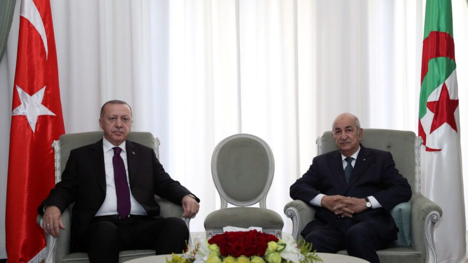 إطلاق المركز الثقافي التركي بالجزائر قريبا