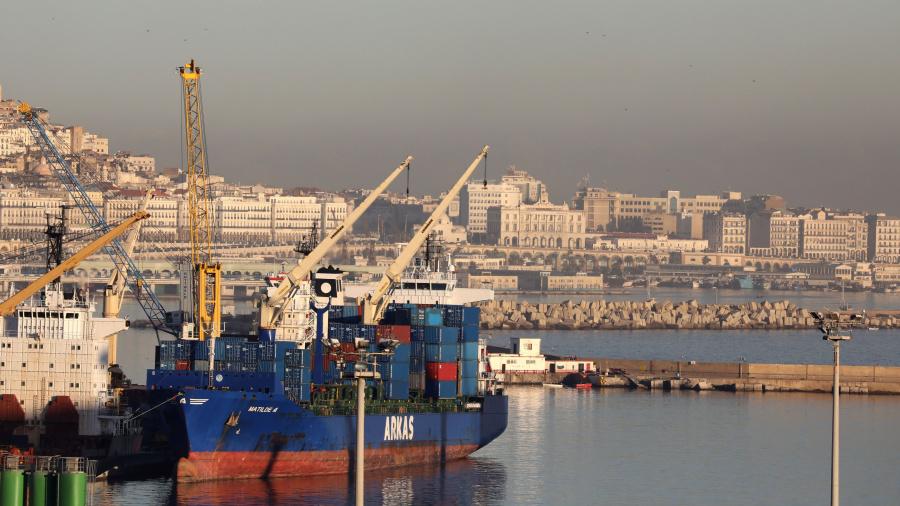 إحصائيات الصادرات الجزائرية خارج المحروقات للخمسة أشهر الأولى لسنة 2021