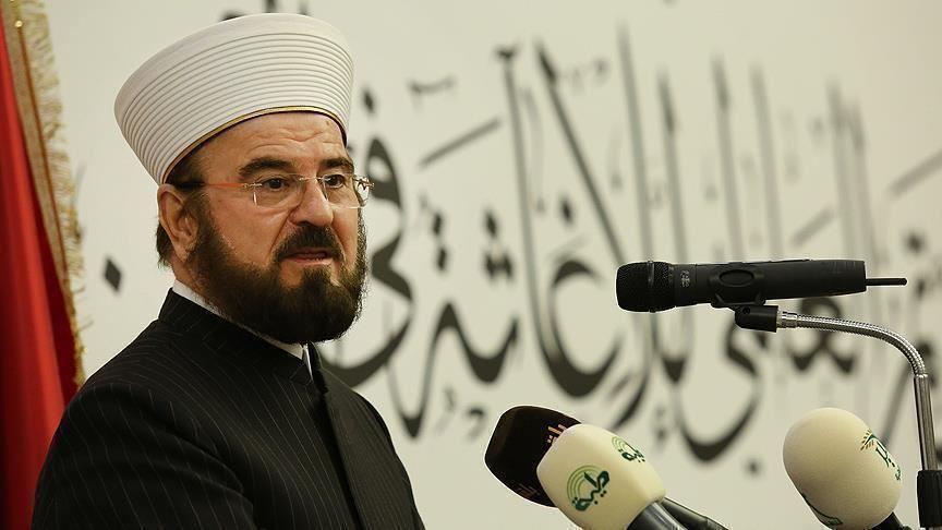 هل يدعم الاتحاد العالمي لعلماء المسلمين حمس في التشريعيات؟