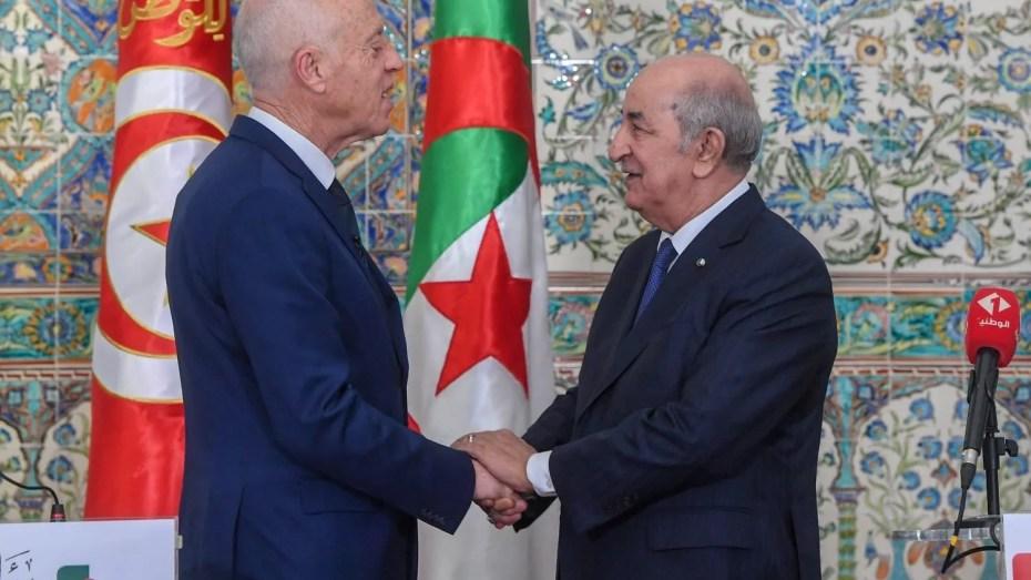 الجزائر تشكر تونس على وقفتها في أزمة الحرائق