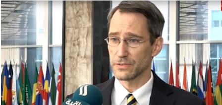 القائم بأعمال مساعد وزير الخارجية الأمريكية في زيارة يوم غد الأحد إلى الجزائر
