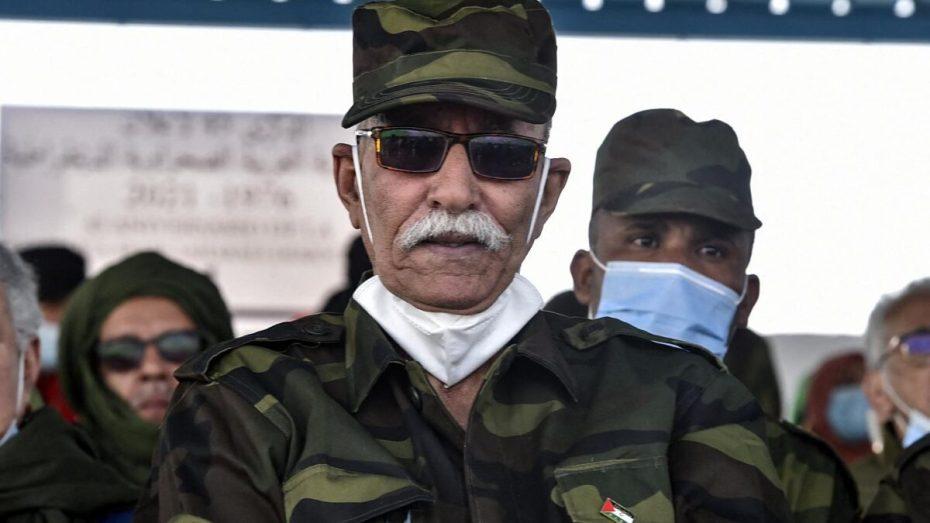 سلاح الجو الإسباني يكشف تفاصيل دخول الرئيس الصحراوي إلى البلاد