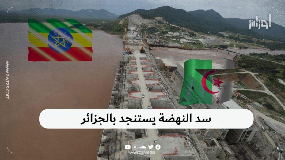سد النهضة يستنجد بالجزائر