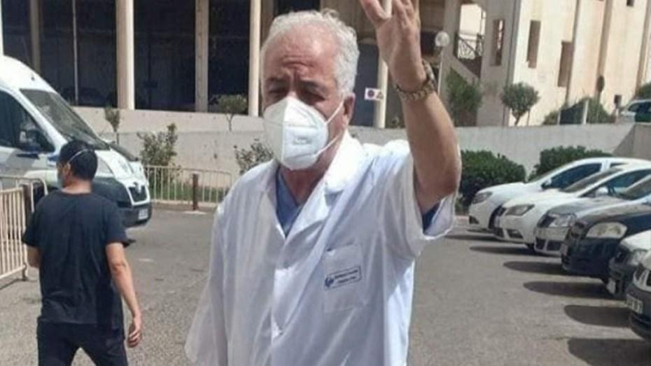 وفاة مدير مستشفى إيسطو بوهران متأثّرا بفيروس كورونا