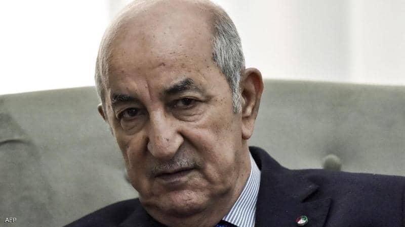 رئيس الجمهورية يعلن حدادا وطنيا على أرواح ضحايا الحرائق