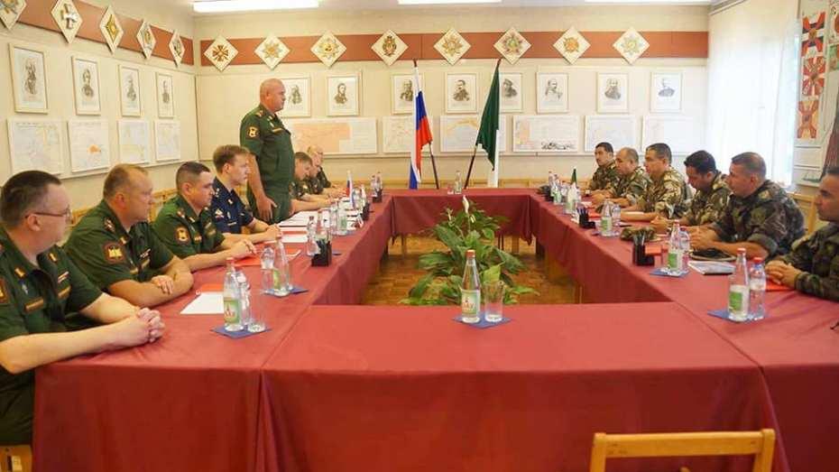بالصور.. الجيش يستعد لتدريبات جزائرية روسية مشتركة