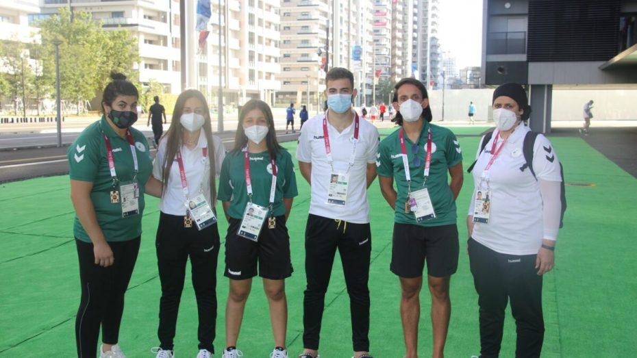 أولمبياد طوكيو.. وصول أول فوج من البعثة الأولمبية الجزائرية إلى اليابان