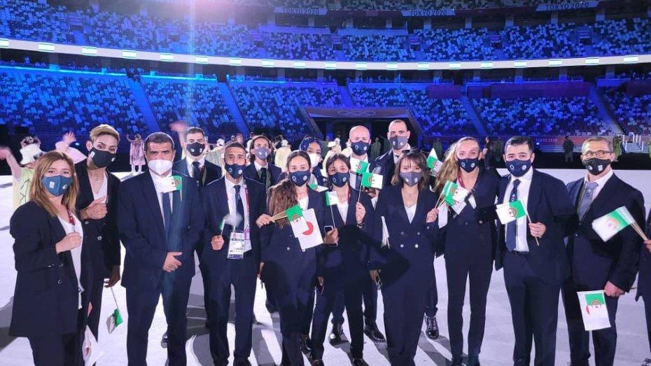 أولمبياد طوكيو.. انطلاقة مُخيبة للرياضيين الجزائريين في اختصاصات عدة