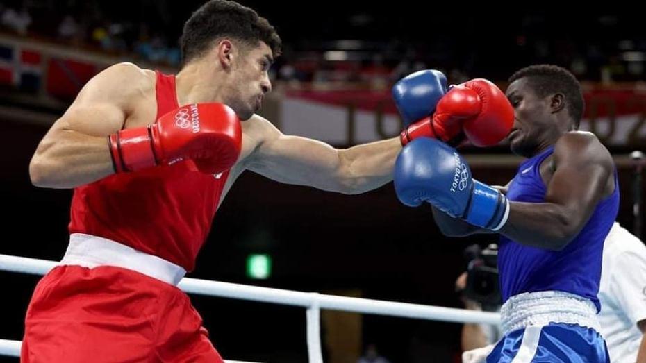 أولمبياد طوكيو 2020.. الملاكمة الجزائرية تواصل التألق