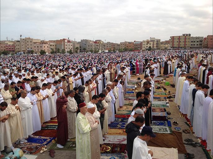 المغرب تمنع إقامة صلاة عيد الأضحى