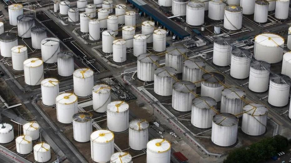تراجع أسعار النفط الطاقة