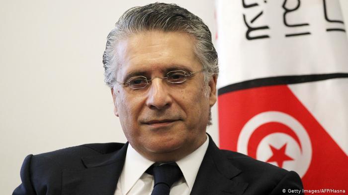 إلقاء القبض على رجل الأعمال التونسي نبيل القروي في الجزائر